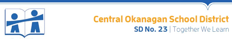 Central Okanagan - School District No. 23