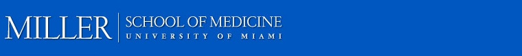University of Miami - Miller School of Medicine