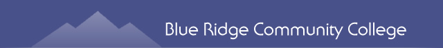 Blue Ridge Community College - Information Systems Technology - DreamSpark Premium