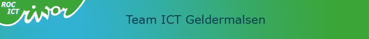 Roc Rivor Team ICT Geldermalsen