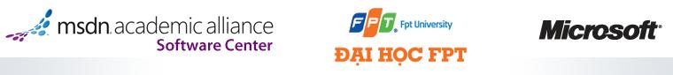 FPT University - DreamSpark Premium
