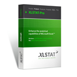 Addinsoft XLSTAT-Pro 2011 - 06 Month rental (Windows) - Download