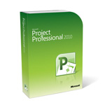Microsoft Project Professional 2010 (English) (Student Select) - Mail Order