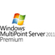 Microsoft Windows MultiPoint Server 2011 - Kleine Produktabbildung