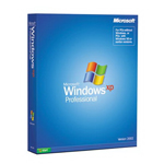 Microsoft Windows XP Professional Upgrade 32-bit (English) - Mail Order