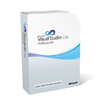 Microsoft Visual Studio 2010 Professional 32-bit (French) - DreamSpark - Lab Install