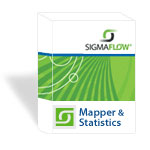 SigmaFlow Mapper & Statistics (12-Mo License) - Download