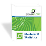 SigmaFlow Modeler & Statistics (05-Mo License) - Download