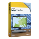 Microsoft MapPoint 2010 European Maps 32/64-bit (English) - DreamSpark - Lab Install