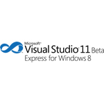 Microsoft Visual Studio 11 Express Beta for Windows 8 Web Installer 32-bit (English) - DreamSpark - Download