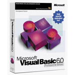 Microsoft Visual Basic 6 Enterprise (English) - DreamSpark - Download