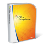 Microsoft Office Enterprise 2007 (English) (Work At Home) - Download