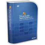 Microsoft Visual Studio Team System 2008 Team Foundation Server Standard 32-bit (English) - DreamSpark - Download