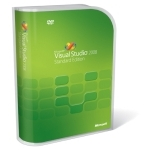 Microsoft Visual Studio 2008 Standard 32-bit (French) - DreamSpark - Lab Install