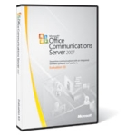 Microsoft Office Communications Server 2007 R2 Enterprise 64-bit (English) - DreamSpark - Lab Install