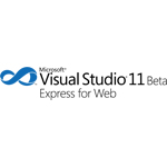 Microsoft Visual Studio 11 Express Beta for Web (Web Installer) 32-bit (English) - DreamSpark - Download