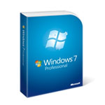 Microsoft Windows 7 Professional Upgrade 32/64-bit (English) (Work At Home) - Download