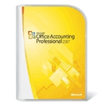 Microsoft Office Accounting Professional 2007 32-bit (English) - DreamSpark - Lab Install