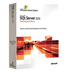 Microsoft SQL Server 2005 Express Edition with Advanced Services Service Pack 4 32-bit (English) - DreamSpark - Lab Install