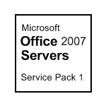 Microsoft Office 2007 Servers Service Pack 2 32-bit (English) - DreamSpark - Lab Install