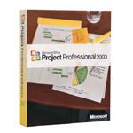 Microsoft Office Project Professional 2003 (English) - DreamSpark - Lab Install