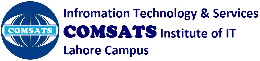 COMSATS Institute of Information Technology - Lahore Campus