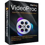 VideoProc for Windows - Kleine Produktabbildung