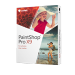Corel PaintShop Pro X9 - Small product image