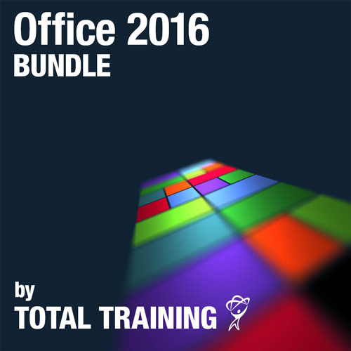 Total Training for Microsoft Office 2016