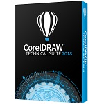 CorelDRAW Technical Suite 2018 - Small product image