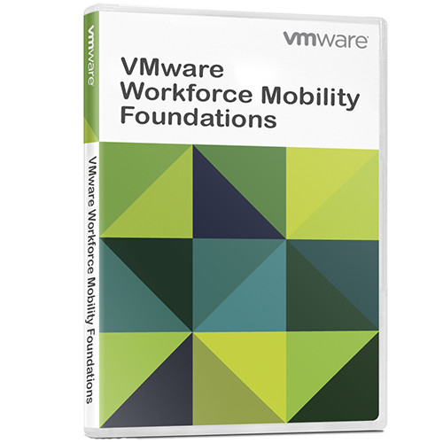 VMware Workforce Mobility Foundations - PowerPoint Slides (English)