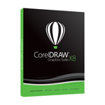 CorelDRAW Graphics Suite X8 - Small product image