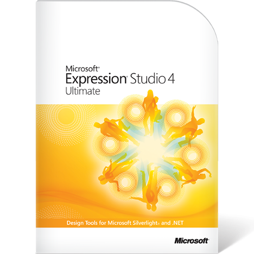 Expression Studio 4 Ultimate 32-bit (English) - Microsoft Imagine
