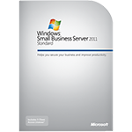 Windows Small Business Server 2011 - Kleine Produktabbildung