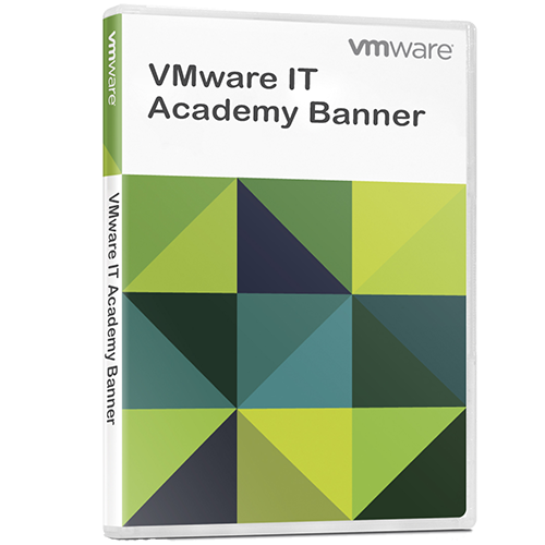 VMware IT Academy Banner (English)