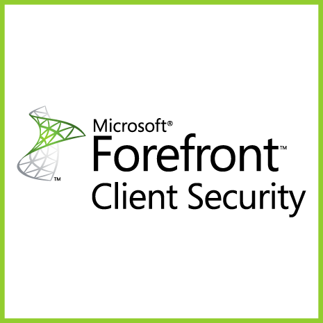 Forefront Client Security 32/64-bit (English) - Microsoft Imagine
