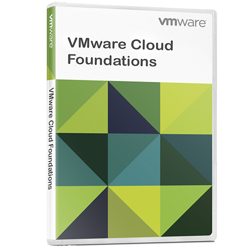 VMware Cloud Foundations - eText (English)