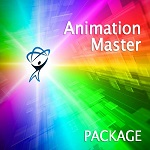 Total Training Animation Master - Kleine Produktabbildung