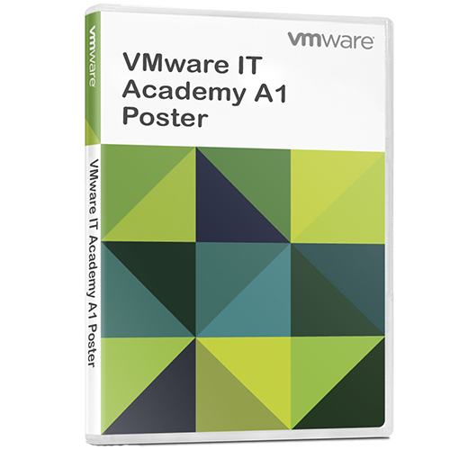 VMware IT Academy A1 Poster (Japanese)