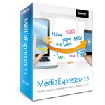CyberLink MediaEspresso 7.5 - Small product image