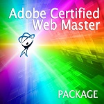 Total Training Adobe Certified Web Master Package - Small product image