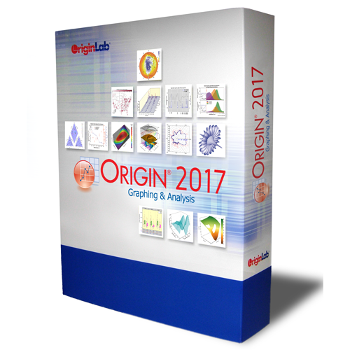 OriginPro 2017 - 6 Month License
