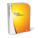 Microsoft Office Standard 2007 (English) (Work at Home) - Mail Order