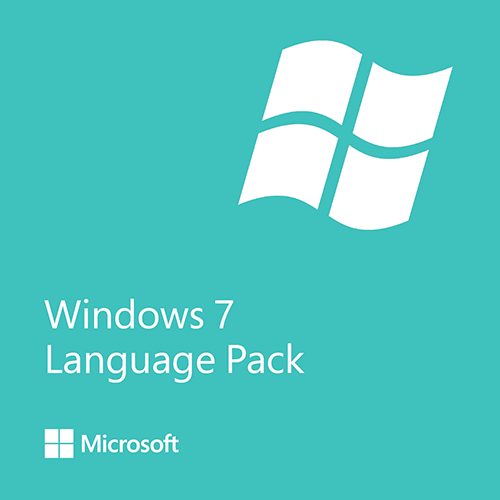 Windows 7 Language Pack 64-bit (English) - Microsoft Imagine