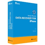 Stellar Phoenix iPhone Data Recovery - Small product image
