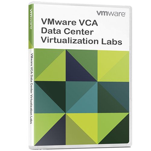 VMware VCA Data Center Virtualization Labs (6-month access)