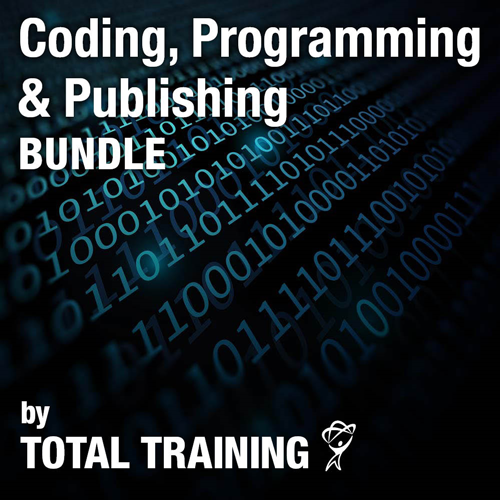 Total Training for Coding, Programming and Publishing