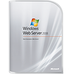 Windows Web Server 2008 - Kleine Produktabbildung