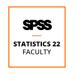 IBM® SPSS® Statistics 22 Faculty Pack - Small product image