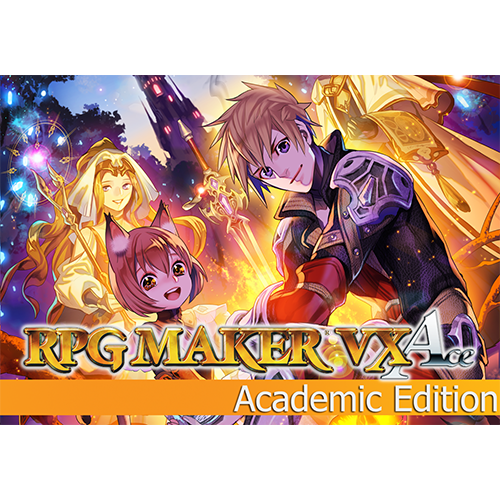 RPG Maker VX Ace Academic (English)